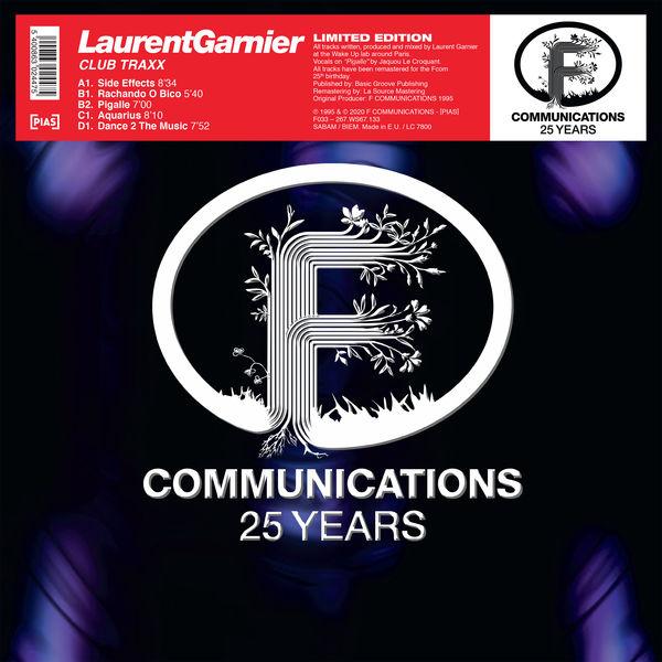 Laurent Garnier - Club Traxx