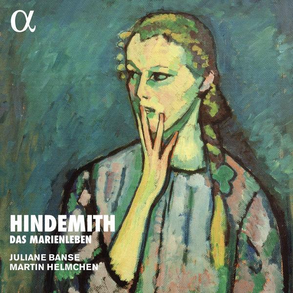 Juliane Banse|Hindemith: Das Marienleben, Op. 27