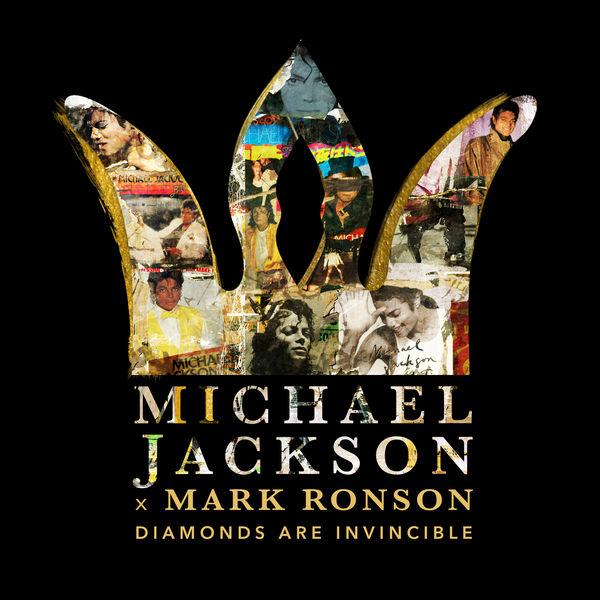 Michael Jackson - Michael Jackson x Mark Ronson: Diamonds are Invincible