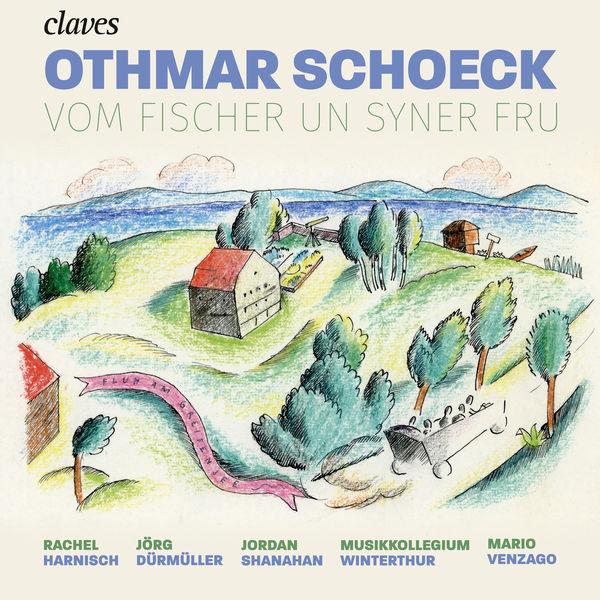 Rachel Harnisch - Othmar Schoeck: Vom Fischer un syner Fru, Op. 43