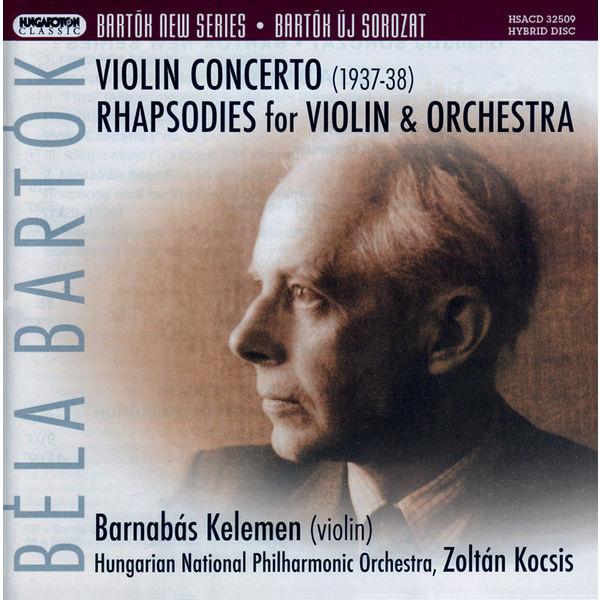 Barnabás Kelemen - Baróok: Violin Concerto No. 2 - Rhapsodies