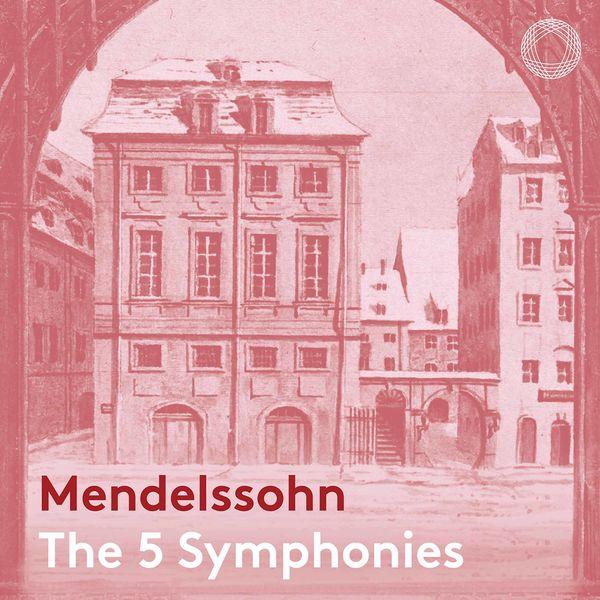 NDR Radiophilharmonie - Mendelssohn: The 5 Symphonies