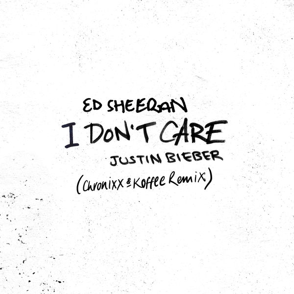 Ed Sheeran - I Don't Care (Chronixx & Koffee Remix)