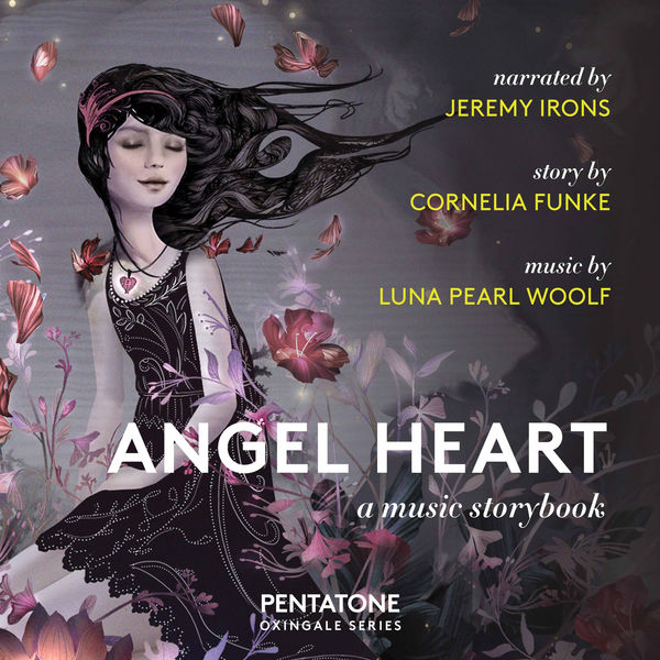 Jeremy Irons - Angel Heart: A Music Storybook