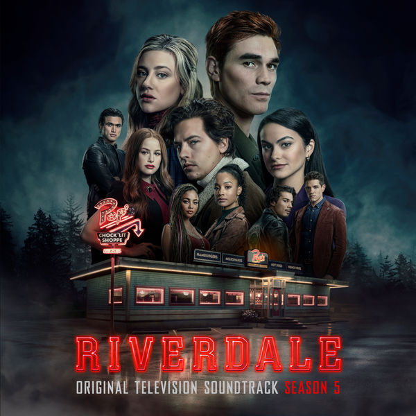 Riverdale Cast - After Dark (feat. Vanessa Morgan & Drew Ray Tanner) [From Riverdale: Season 5]