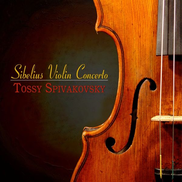 Tossy Spivakovsky - Sibelius Violin Concerto