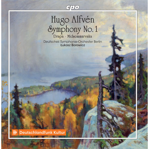 Berlin Deutsches Symphony Orchestra|Alfvén: Symphony No. 1, Drapa & Midsommarvaka