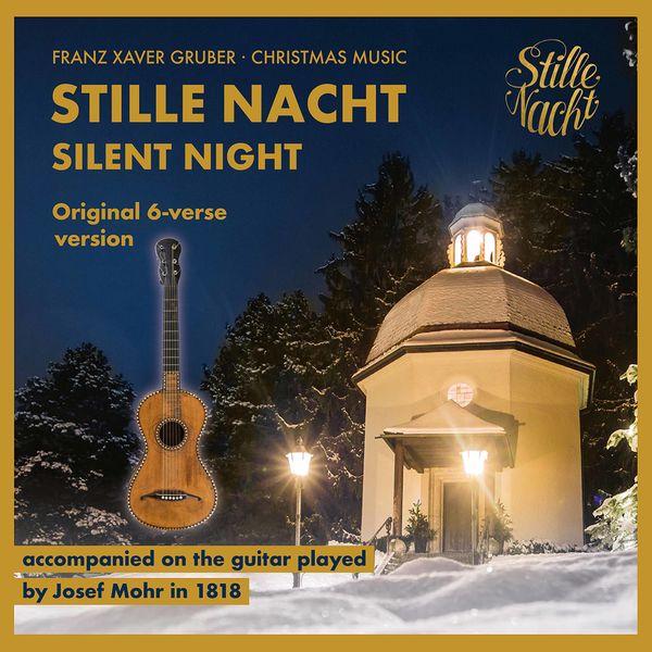 The Bells of Salzburg Cathedral - Stille Nacht
