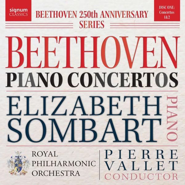 Elizabeth Sombart - Piano Concerto No 2 in B Flat, Op. 19: III. Rondo: Molto allegro