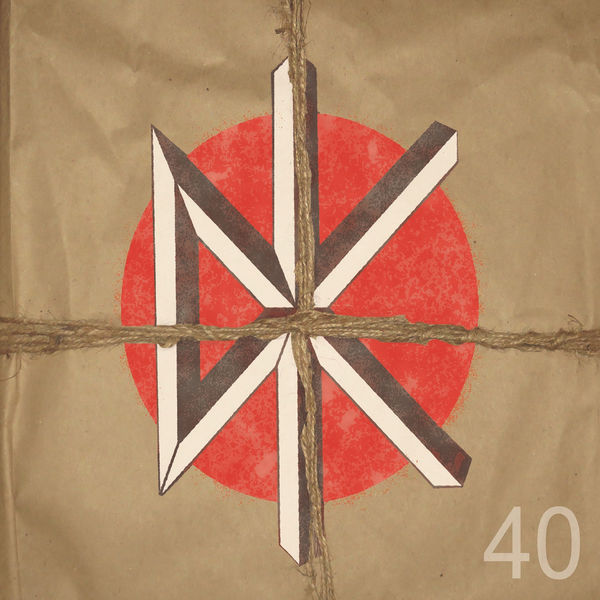 Dead Kennedys - DK 40 (Remastered)