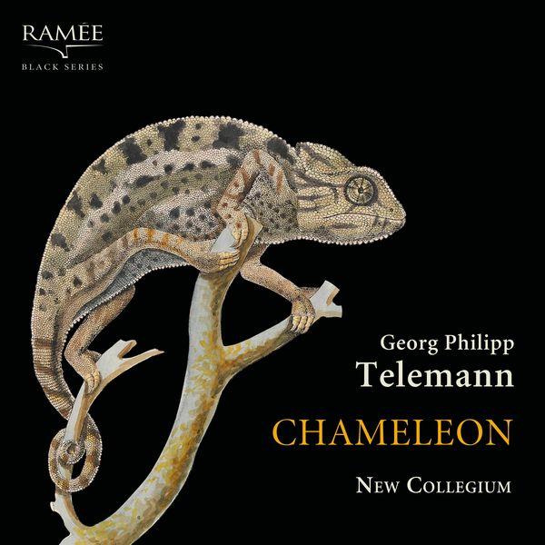 New Collegium - Chameleon (Telemann : Quartets, Sonatas, Concerto...)