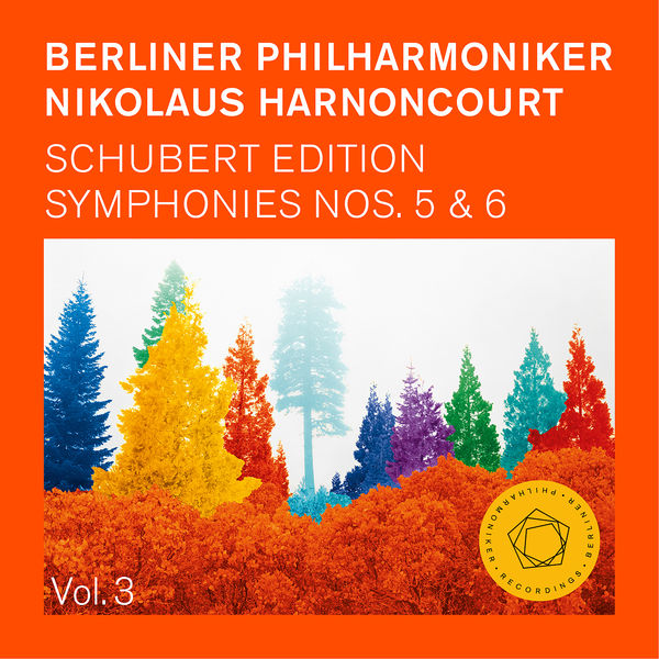 Berliner Philharmoniker - Schubert: Symphonies Nos. 5 & 6