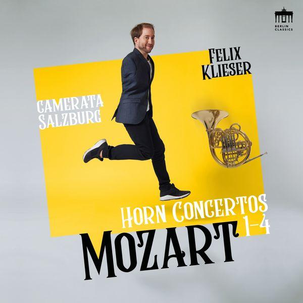 Felix Klieser - Mozart: Horn Concertos 1-4