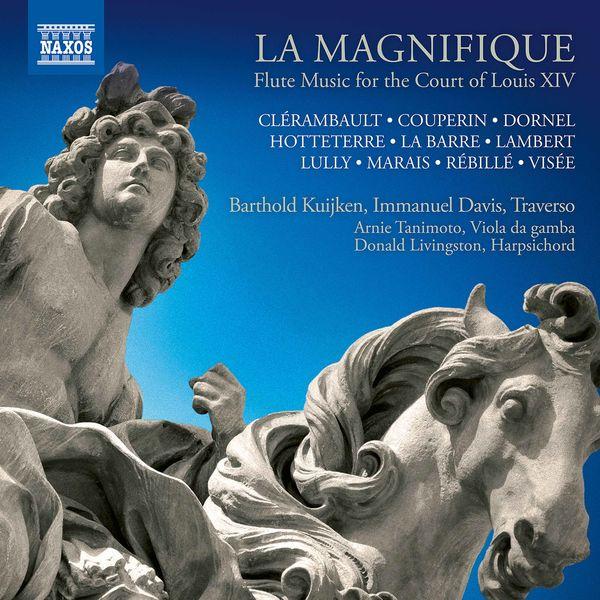 Barthold Kuijken - La magnifique