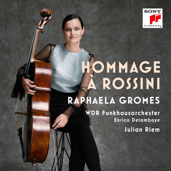 Raphaela Gromes - Soirées musicales: V. L'invito (Arr. for Cello and Piano)