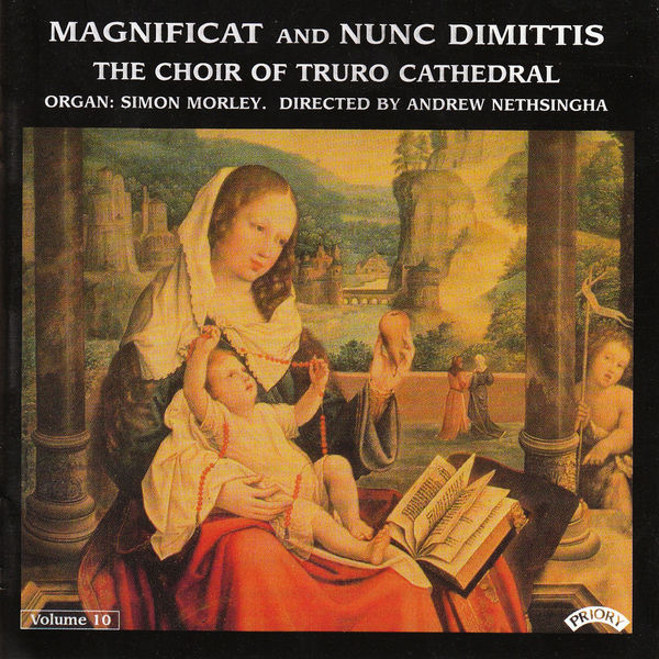 Truro Cathedral Choir|Magnificat & Nunc Dimittis Vol. 10