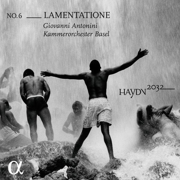 Giovanni Antonini - Haydn 2032, Vol. 6: Lamentatione