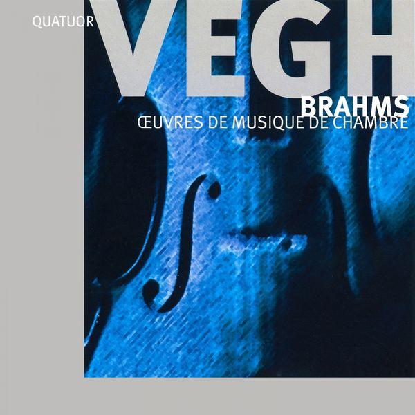 Quatuor Végh - Brahms: Oeuvres de musique de chambre