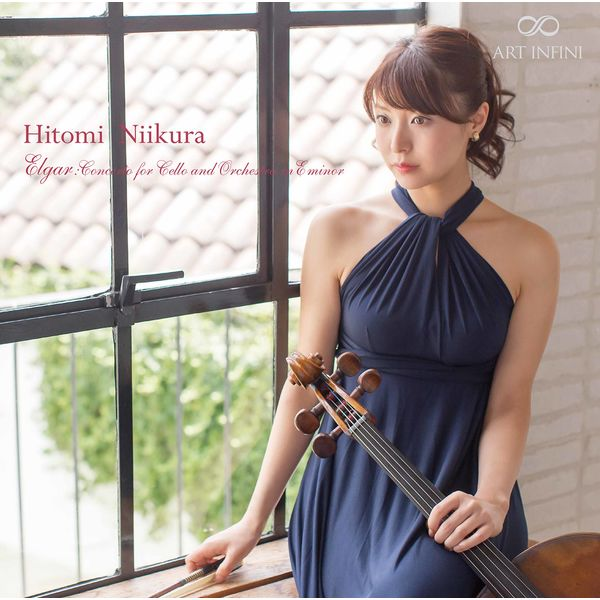 Hitomi Niikura - Elgar: Cello Concerto in E Minor, Op. 85 - Bruch: Kol nidrei, Op. 47