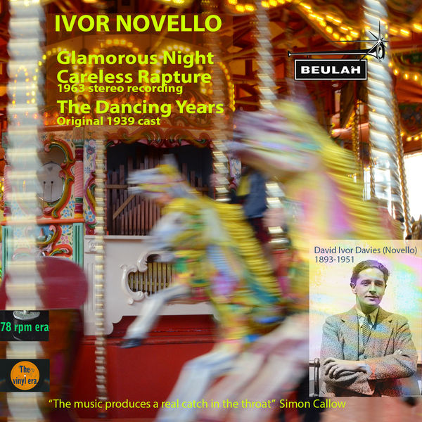 Various Artists - Ivor Novello: Glamorous Night / Careless Rapture / The Dancing Years