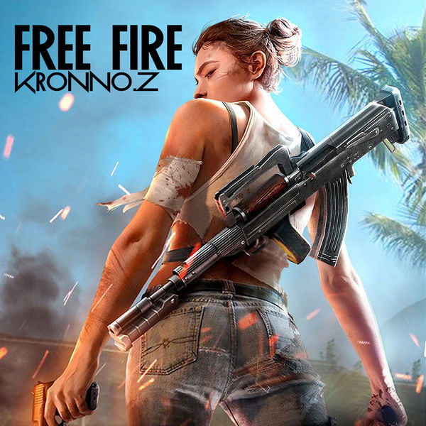 Album Free Fire Rap Kronno Zomber Qobuz Download And