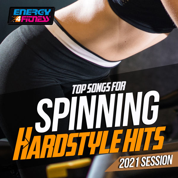 Various Artists - Top Songs For Spinning Hardstyle Hits 2021 Session
