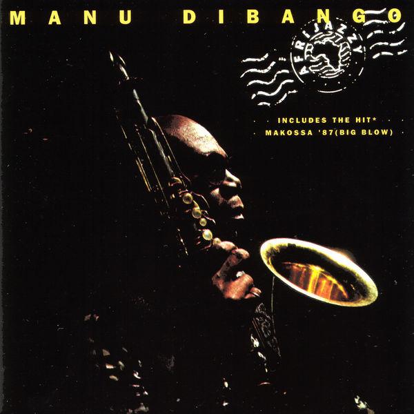 Manu Dibango - Afrijazzy(includes Bonus Medley