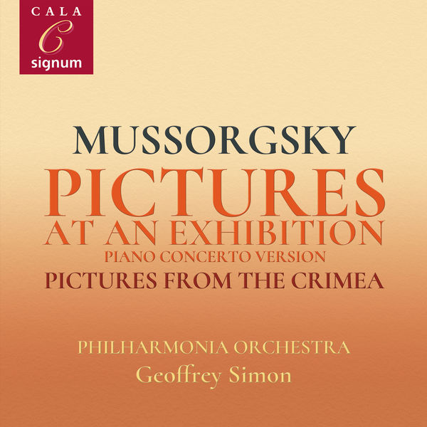 Philharmonia Orchestra - Mussorgsky: Pictures at an Exhibition (Piano Concerto Version), Pictures from Crimea