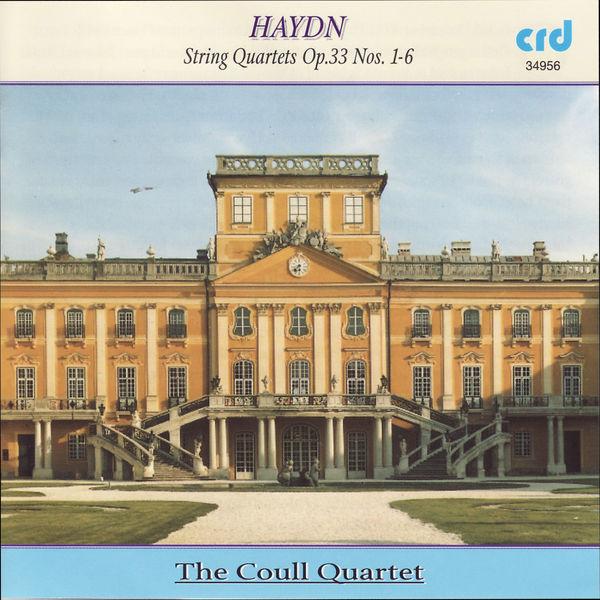 Joseph Haydn - Haydn: String Quartets Op. 33 Nos. 1-6