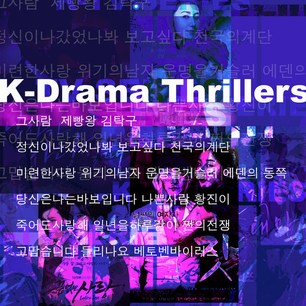 S.H. Project - K-Drama Thrillers