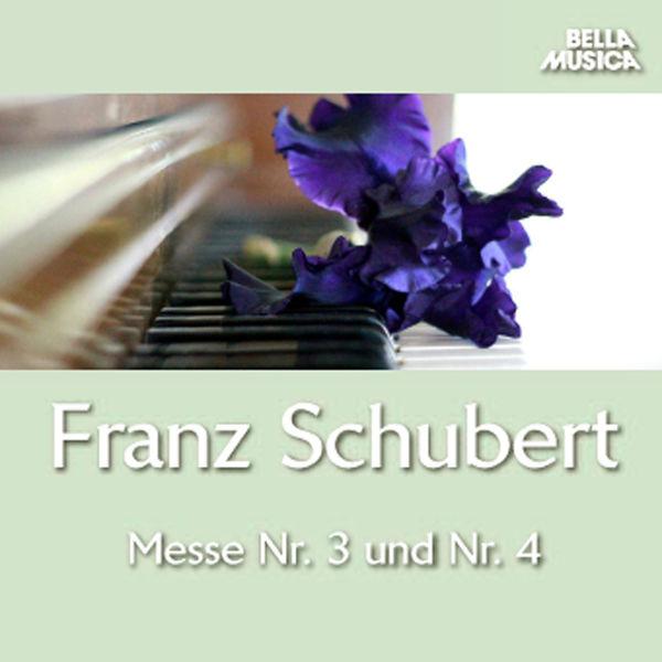 Prager Kammerchor - Schubert: Messe No. 3 und 4