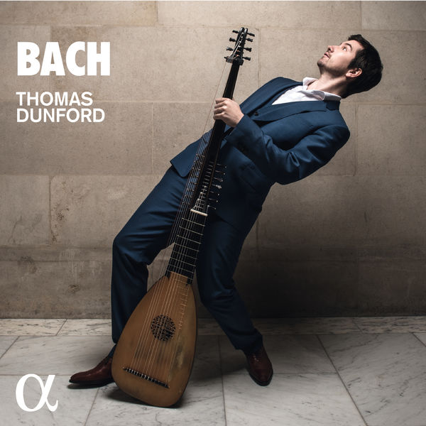 Thomas Dunford - Bach : Suites, BWV 995, 1007 - Partita BWV 1004