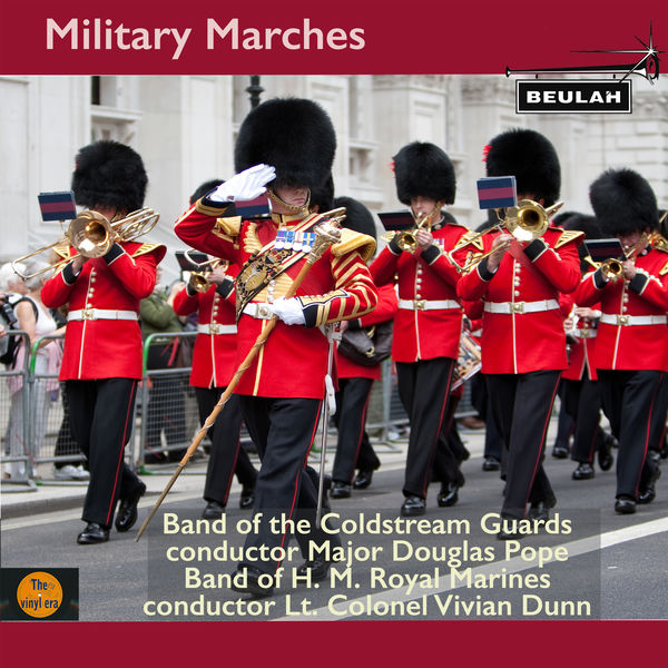 Band of H. M. Royal Marines - Military Marches