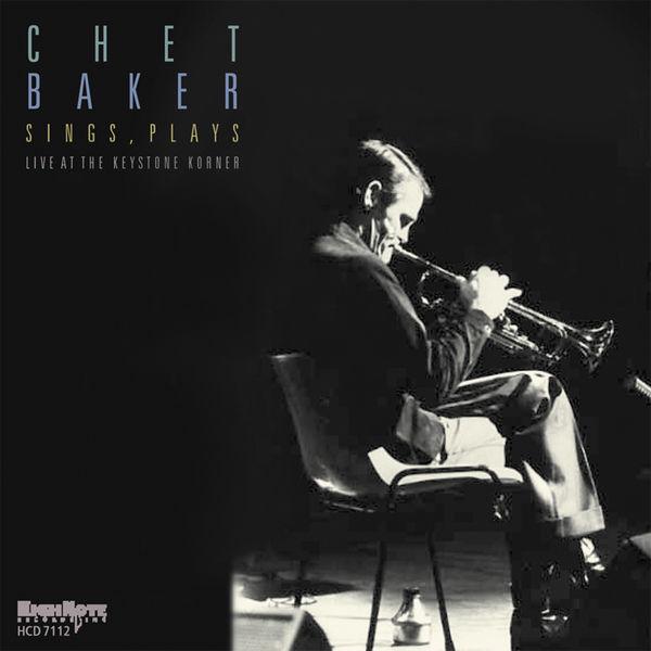 Chet Baker - Sings, Plays