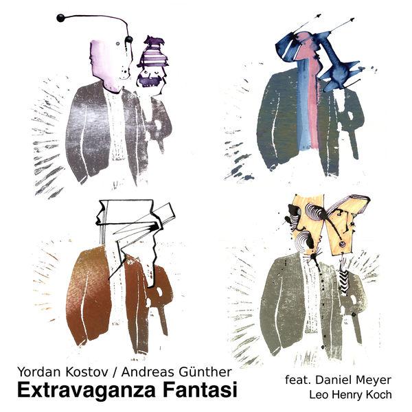 Yordan Kostov - Extravaganza Fantasi