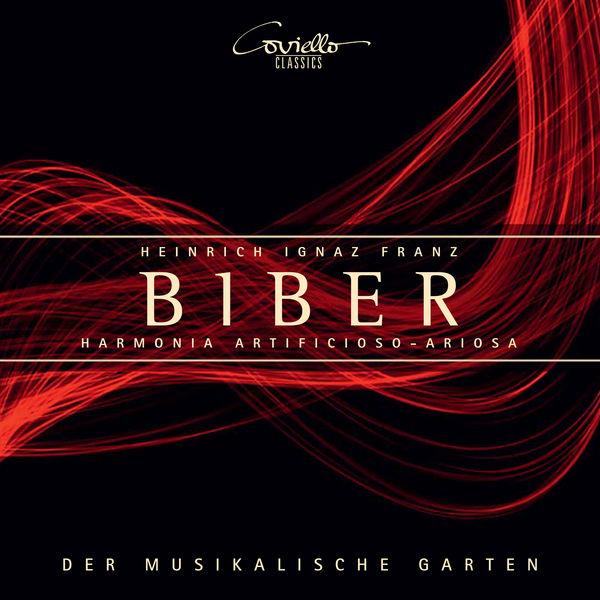 Der Musikalische Garten|Biber: Harmonia artificioso-ariosa