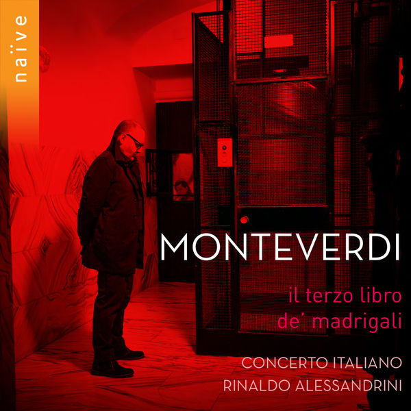 Rinaldo Alessandrini - Il terzo libro de madrigali a cinque voci