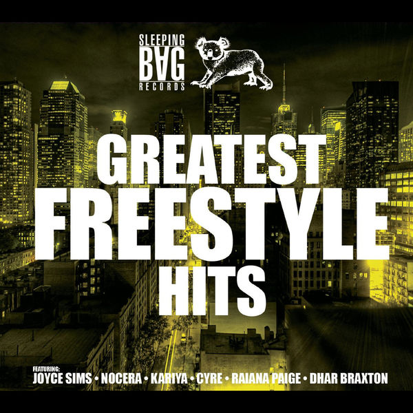 Various Interprets - Sleeping Bag Records Greatest Freestyle Hits