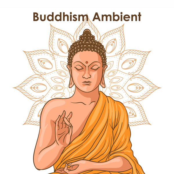 Buddha Lounge - Buddhism Ambient: Relaxing Meditation with New Age Sounds