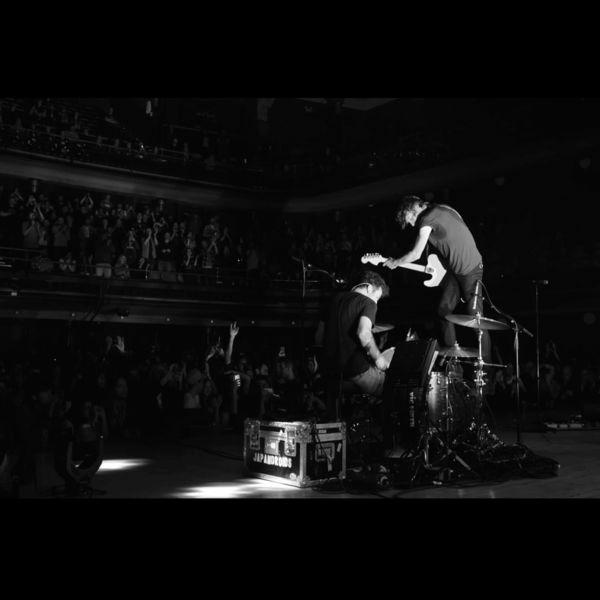 Japandroids - Massey Fucking Hall
