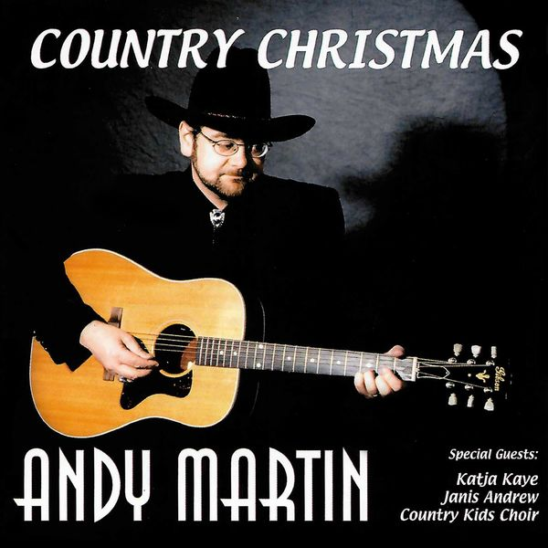Andy Martin - Country Christmas