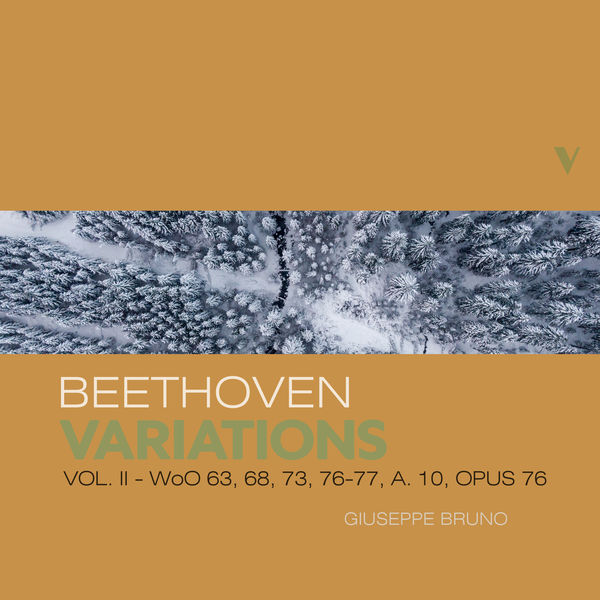 Giuseppe Bruno - Beethoven: Variations, Vol. 2