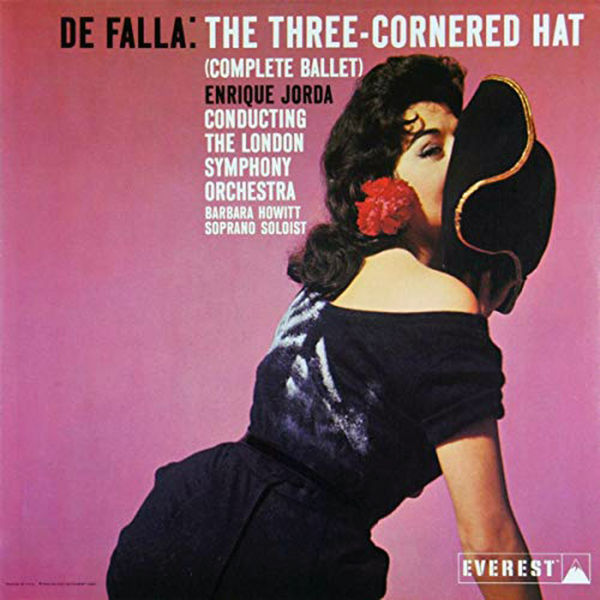 Manuel de Falla - De Falla: The Three Cornered Hat (Complete Ballet)