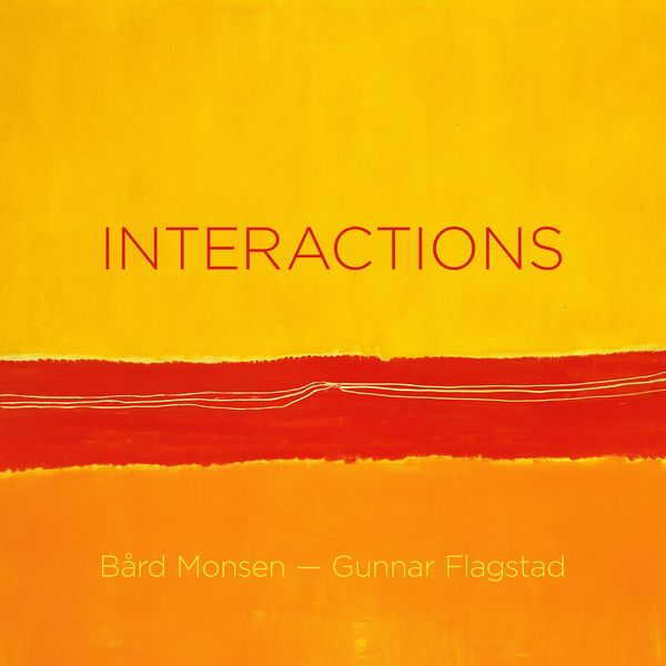 Bard Monsen - INTERACTIONS