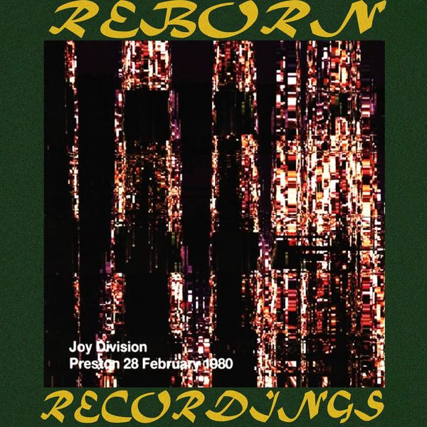 Joy Division - Preston 28 February 1980 (HD Remastered)