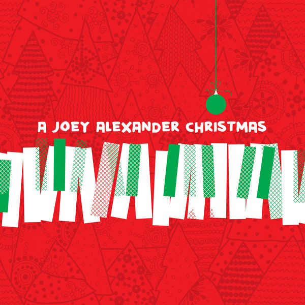 A Joey Alexander Christmas (Motema 2018)