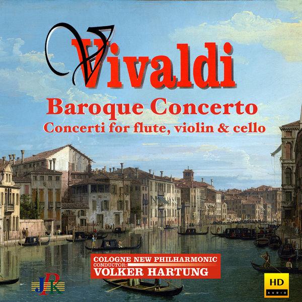 Dejan Gavric - Vivaldi: Baroque Concertos