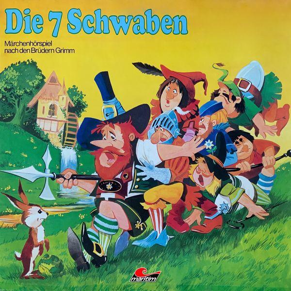 Gebrüder Grimm - Die 7 Schwaben