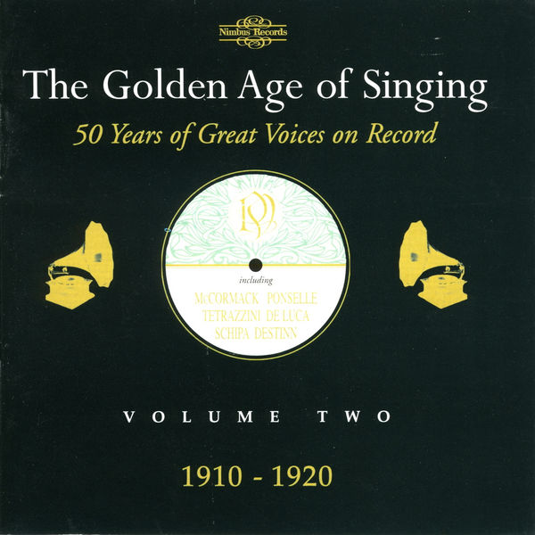 Various Artists - The Golden Age of Singing, Vol. 2