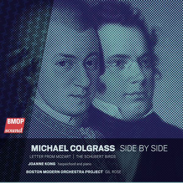 Boston Modern Orchestra Project - Michael Colgrass: Side by Side